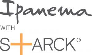 Ipanema Philippe Starck Logo Kreuz Markenzeichen