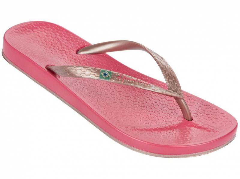 Ipanema Anatomic Brilliant Sandale Marsala Pink