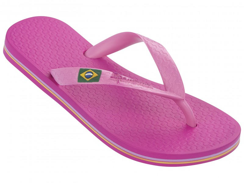 Ipanema Classic Kinderschuhe Zehentrenner in pink