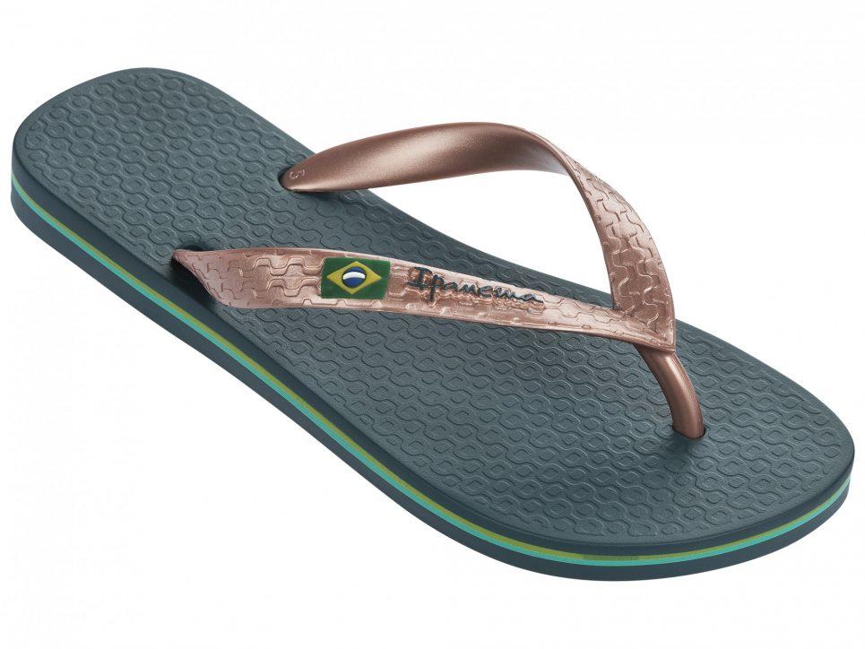 Ipanema Classic Brasil Schuhe gruen taupe 80408_8692_24323