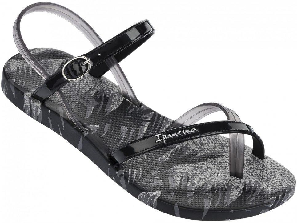 Ipanema Fashion Sandalen grau schwarz 81929_8372_22999