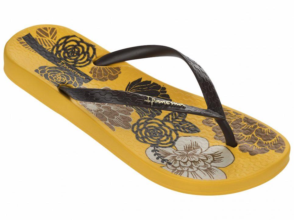 Ipanema Anatomic Temas Schuhe gelb Damen 81924_8664_23618 Kopie