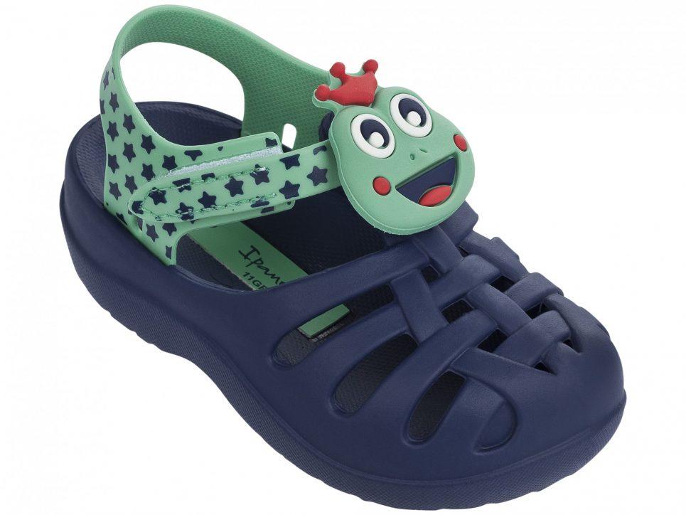 Ipanema Summer Froschkoenig blau Schuhe Kinder 81948_8738_23566