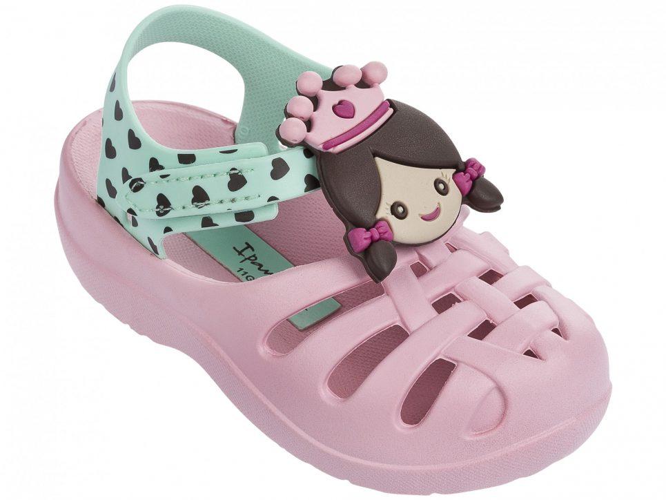 Ipanema Summer Priinzessin pink mint Sandalen 81948_8739_23616
