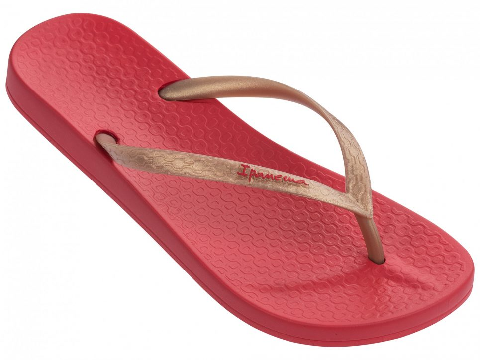 Ipanema Anatomic Tan rot gold