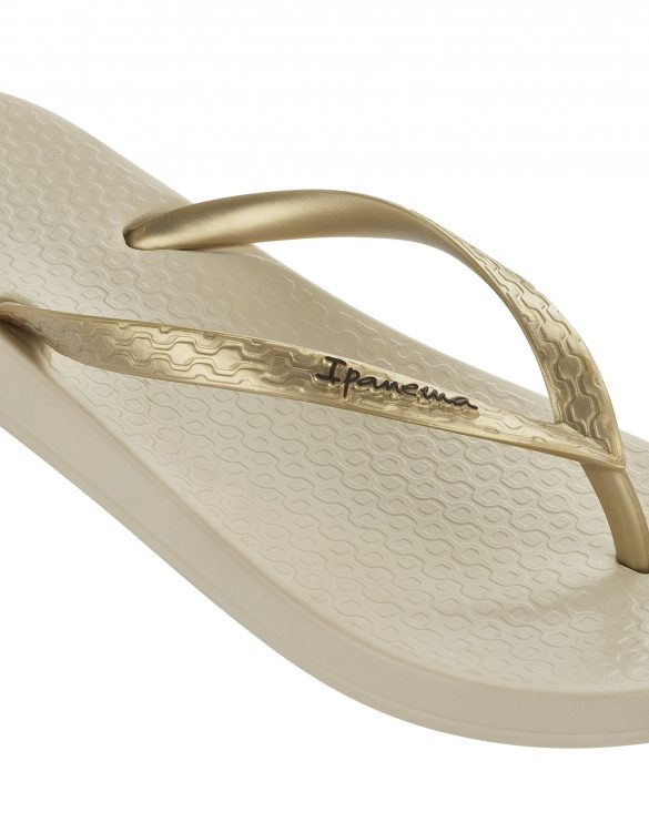 Ipanema Schuhe Tan beige gold