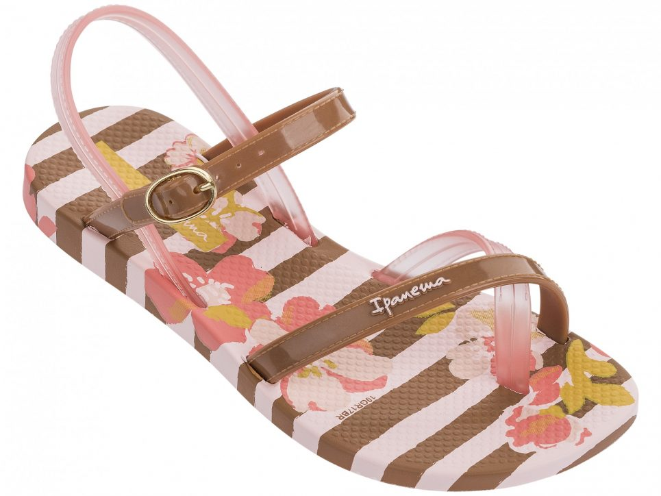 Ipanema Fashion Sandalen Kids pink karamell