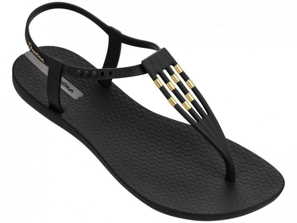 Ipanema Premium Sunray Sandalen schwarz