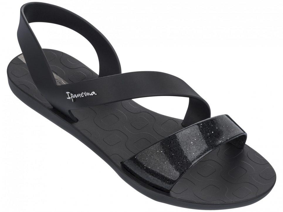 Ipanema Vibe Sandalen schwarz