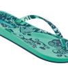 Ipanema Schuhe mit Fußbett grün