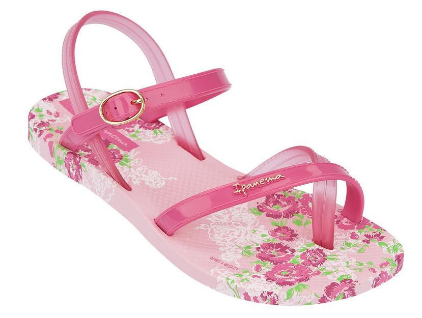 Ipanema Fashion Kindersandalen rosa
