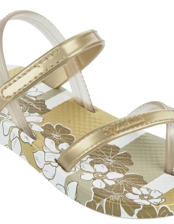 Ipanema Fashion Babysandalen gold