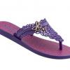 Ipanema Schuhe mit Schmetterling lila