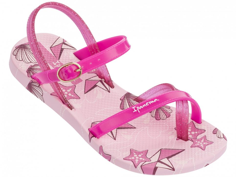 Ipanema Fashion Kindersandalen pink