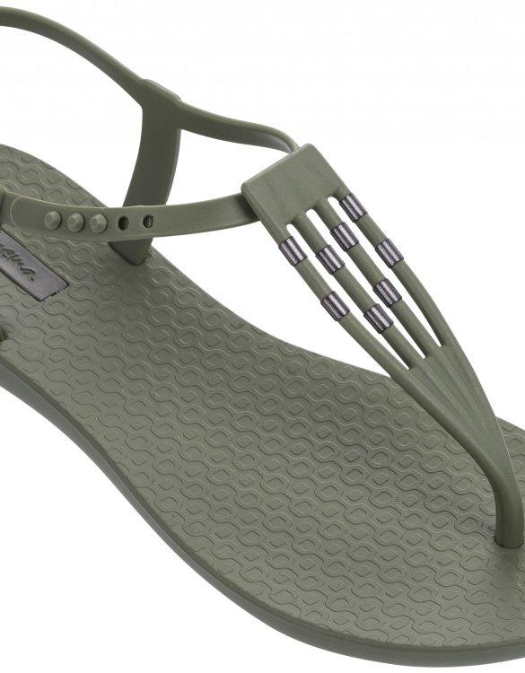 Ipanema Premium Sunray Sandalen grün