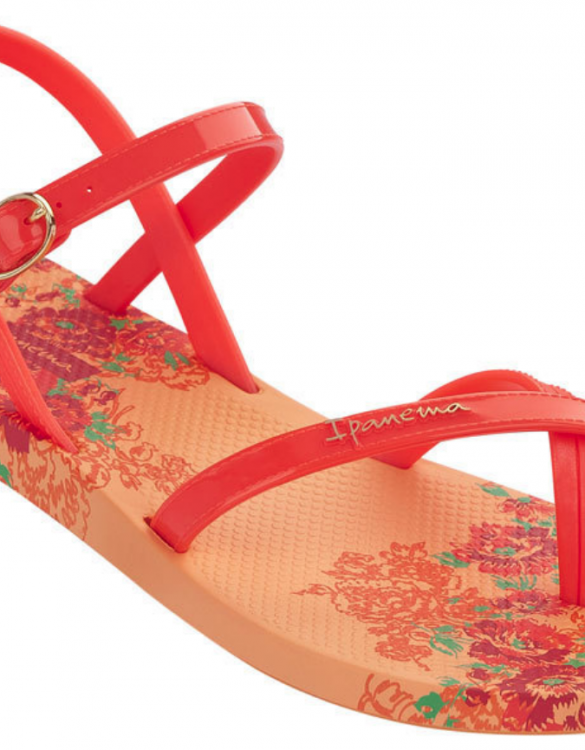 Ipanema Fashion Sandalen orange