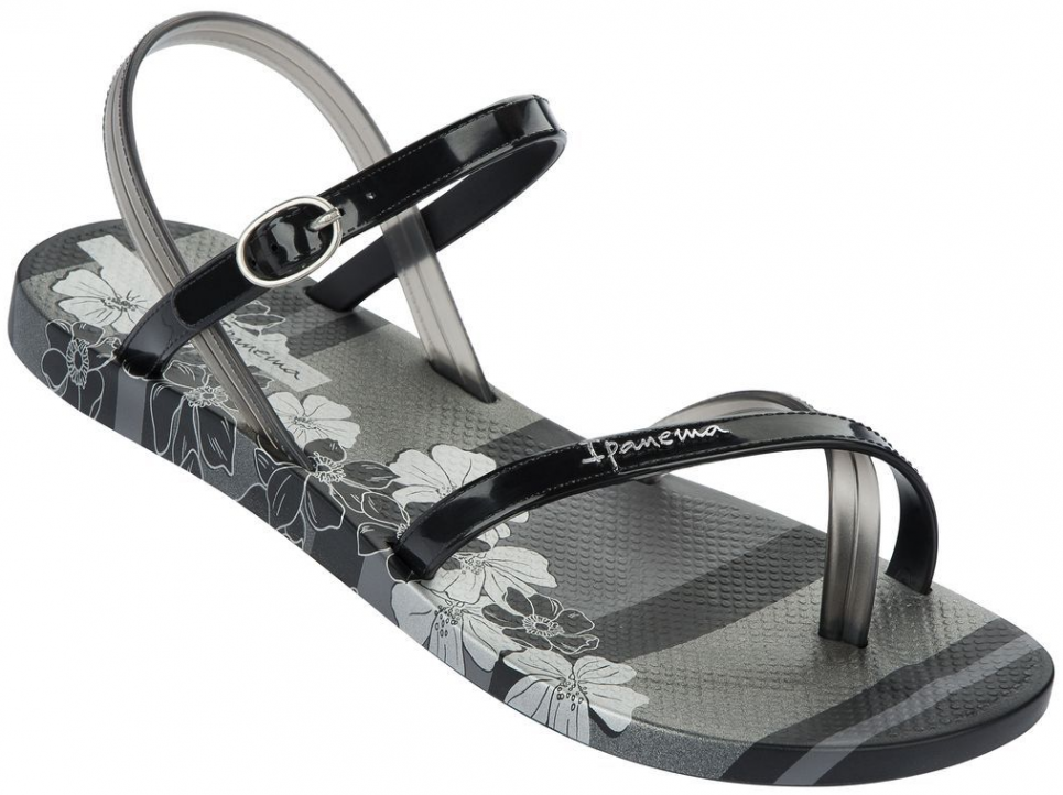 Ipanema Fashion Sandalen schwarz